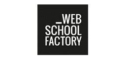 Logo Web School Factory