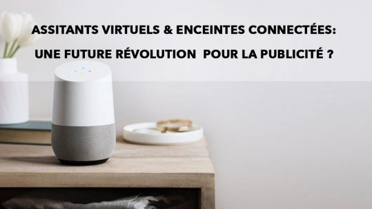 Enceinte Connectée Google Home