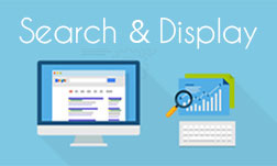 agence search et display