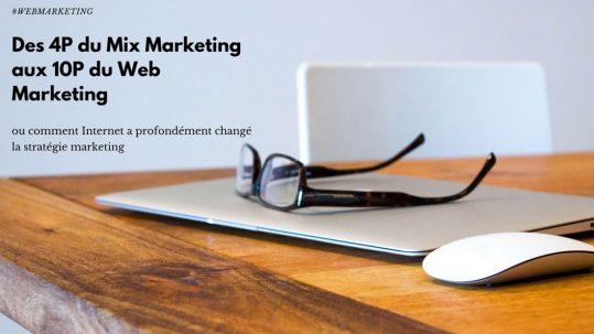 évolution de stratégie marketing avec Internet