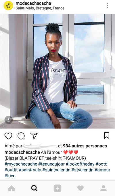 hashtag thématique