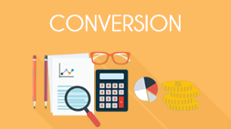 Agence conversion