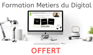 Formation Metiers du digital Gratuite