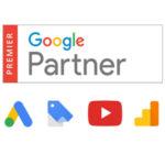 Logo Agence Google Partner Premier