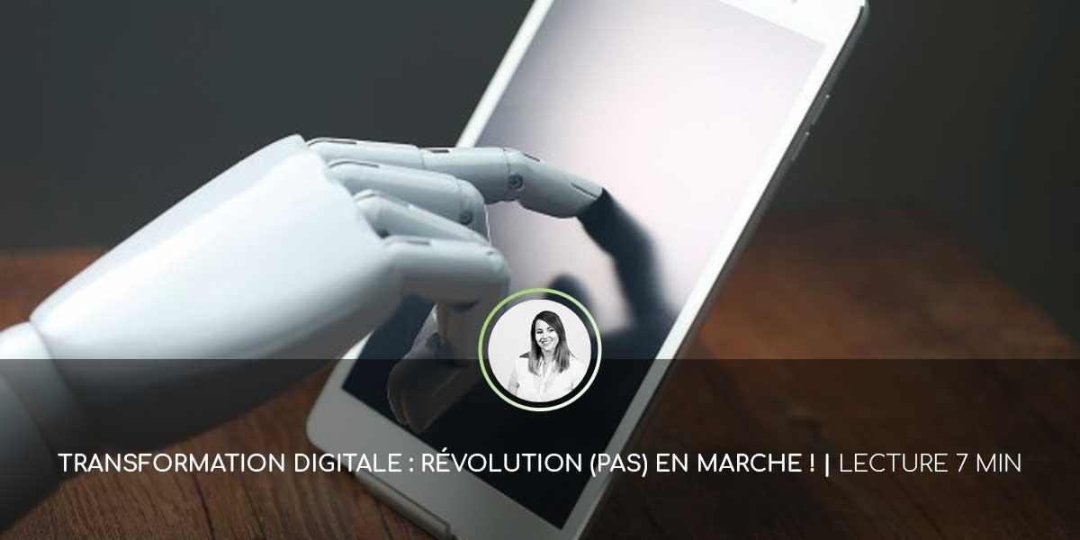 Transformation Digitale des entreprises : la révolution ?