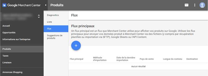Comment ajouter mon flux de produits à Google Merchant Center ?