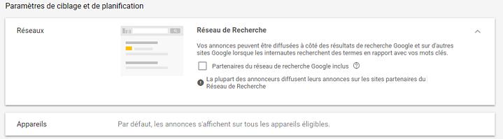 Créer sa campagne Google Shopping 3