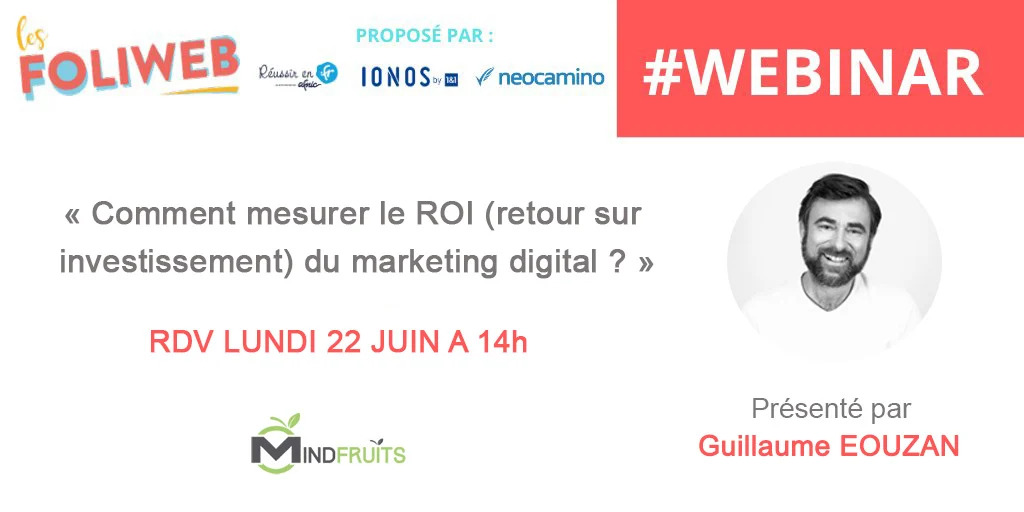 Mesurer le ROI du marketing digital avec Guillaume Eouzan