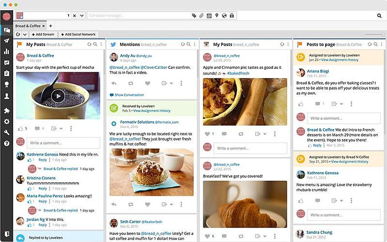Hootsuite automatisation des réseaux sociaux