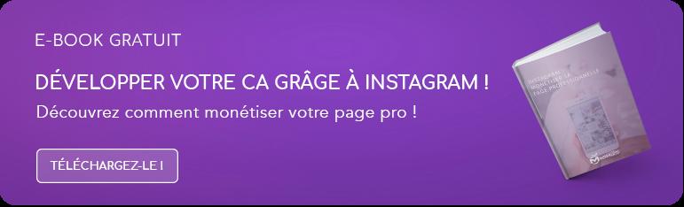 Développer votre CA sur instagram !