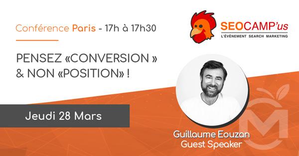 Conférence conversion web