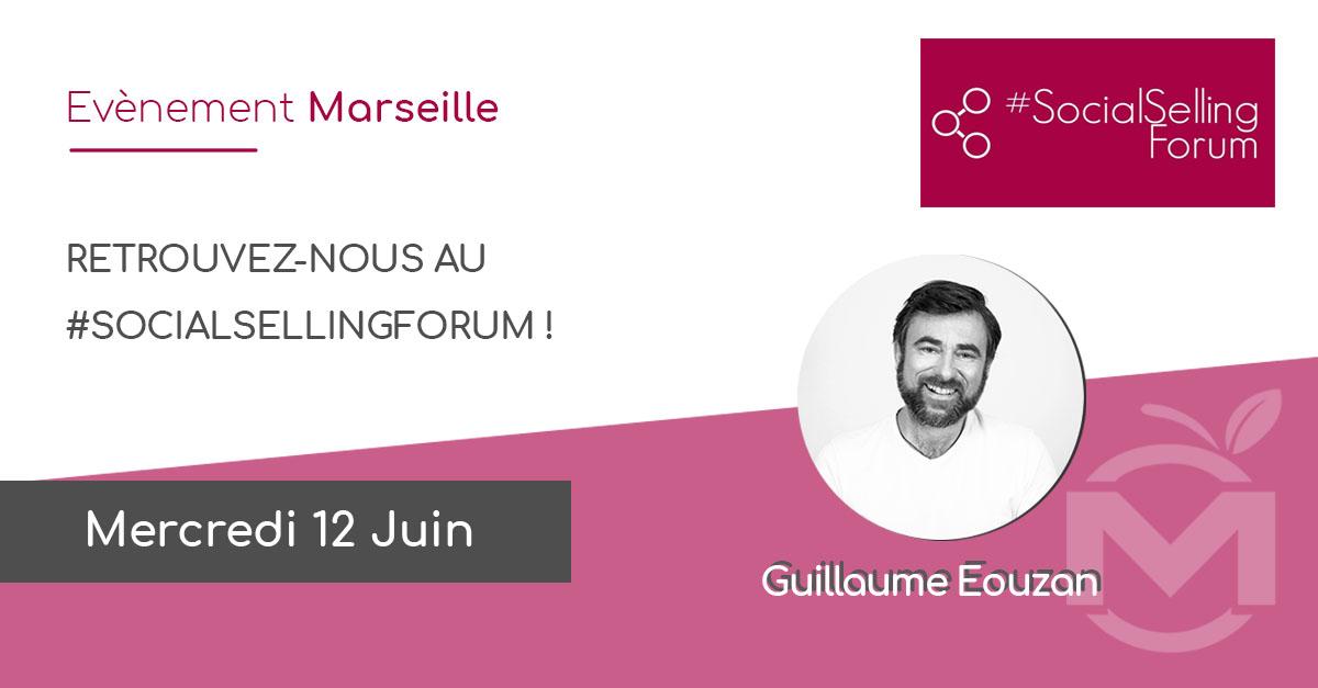 Social Selling Forum avec Guillaume Eouzan